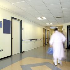 Free Hospital Royalty Free Stock Photography - 34987407