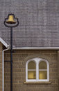 Free A Gold Bell By A Church Window Stock Photos - 34990903