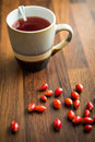 Free Rosehip Tea Royalty Free Stock Image - 34993596