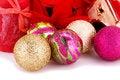 Free Christmas Balls Royalty Free Stock Image - 34999656