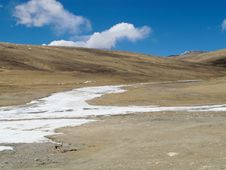 Free Natural Scenery Of Tibet Royalty Free Stock Photo - 34990295