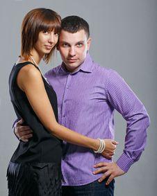 Free Man And Woman Hugging Royalty Free Stock Photos - 34991438