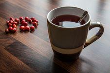 Free Rosehip Tea Stock Photography - 34993512