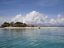Free Small Island In Andaman Sea, Thailand Royalty Free Stock Image - 34996146