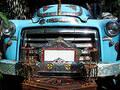 Free Blue Truck Stock Photos - 355803