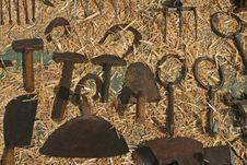 Free Vintage Tools 1 Stock Image - 350451
