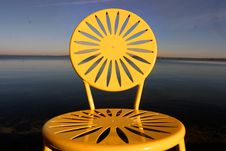Free Uw Chairs Yellow Lndsc Stock Photos - 353073