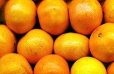 Free Bright Colored Oranges Royalty Free Stock Image - 353106