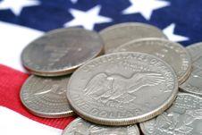 Free Dollars Stock Image - 354621