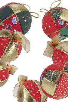 Free Christmas Decoration Stock Image - 355321