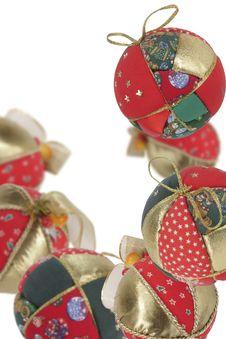 Free Christmas Decoration Stock Photography - 355322