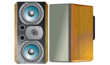 Free Bookshelf Speakers Royalty Free Stock Images - 357759