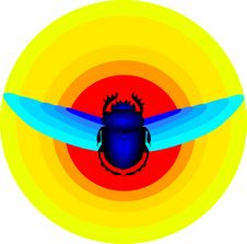 Free Scarab Stock Photography - 358132