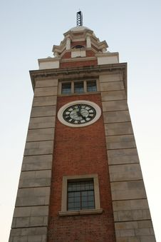 Free Clock Tower Royalty Free Stock Images - 358319