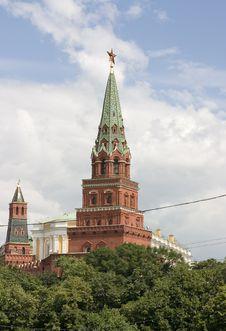 Free Moscow Kremlin Royalty Free Stock Photo - 358765