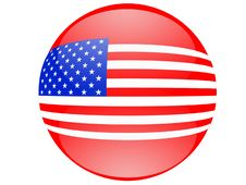 Free Flag 002 Royalty Free Stock Photography - 359007