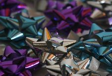 Free Giftbows Background Stock Photos - 359303
