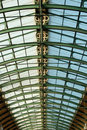 Free Railway Station Roof Royalty Free Stock Photo - 3505695