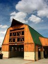 Free Historic Wooden Barn Royalty Free Stock Images - 3505889