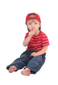 Free Toddler Boy Royalty Free Stock Photos - 3500378