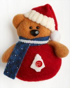 Happy Bear Royalty Free Stock Photos