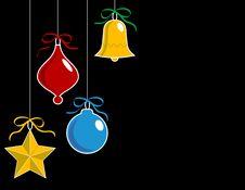 Free Christmas Decoration Stock Images - 3500724