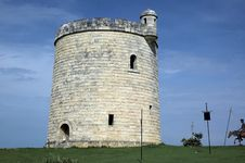 Free Spanish Fortification Royalty Free Stock Photos - 3501148