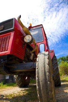 Free Tractor Stock Photo - 3501440
