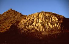 Free Basalt Pillars Royalty Free Stock Images - 3501739