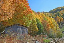 Free Autumn Mountains2 Stock Photography - 3502182