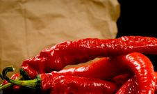 Free Red Hot Chili Peppers Royalty Free Stock Images - 3502589