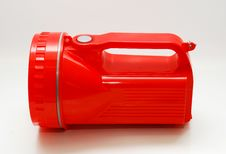 Free Red Torch Light Stock Photo - 3503060