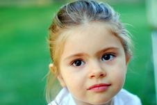 Free Beautiful Young Kid Girl Jana Royalty Free Stock Images - 3503229