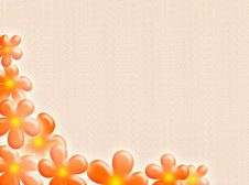 Free Flowers Decoration Royalty Free Stock Photos - 3503338