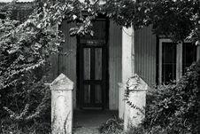 Free Doorway Royalty Free Stock Photo - 3503555