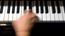 Free Chords And Keys Stock Photo - 3505340