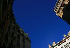 Paris Day Light Stock Photo