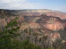 North Rim Royalty Free Stock Photography