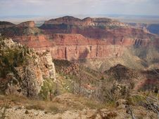 North Rim Stock Photography