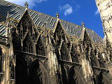 Free St. Stephen Cathedral Stock Image - 3507231