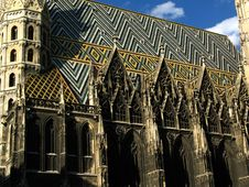 Free St. Stephen Cathedral Stock Image - 3507591