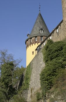 Free Old German Medieval Castle Royalty Free Stock Photos - 3508238