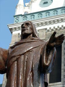 Free Jesus  Sermon Stock Image - 3508471