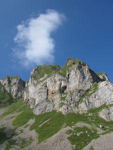 Free Swiss Alps Stock Photo - 3508780