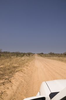 Free 4x4 Sandpad Southafrica Royalty Free Stock Images - 3508939