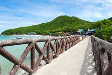 Free Sea Kho Larn ThaiLand Beach6 Royalty Free Stock Images - 35000719