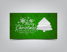 Free Merry Christmas! Royalty Free Stock Image - 35004206