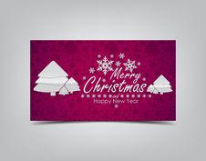 Free Merry Christmas! Stock Images - 35004224