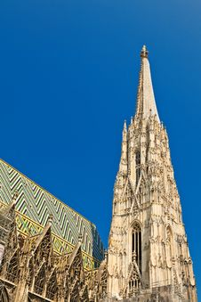 Free Details Of Stephansdom, Vienna Stock Photo - 35006360