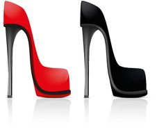 Free Womens Shoes Stock Photography - 35008292